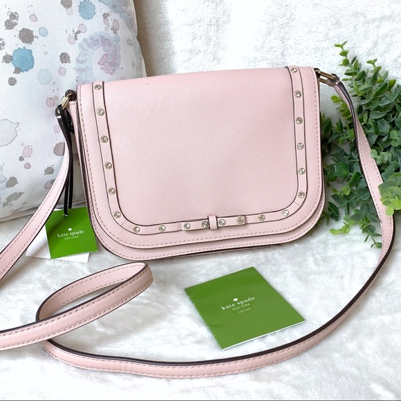 kate spade Handbags - ♠️ Kate Spade Carsen Laurel Way Jeweled Crossbody
